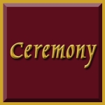 Ceremony Button
