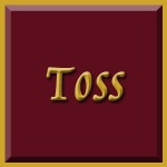 Toss Button